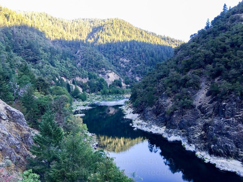 Rogue River. So pretty.