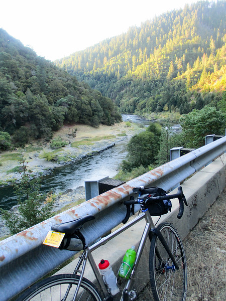 Bike, Galice Road, and Rogue River.
