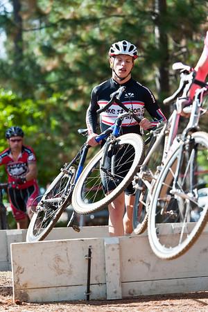 Sac CX Race #3, Condon Park, Grass Valley, 2011-16