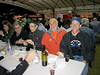 Carl, Nick, Mike, me at Granfondo pre-race dinner