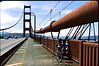 People: <br /> Subject: my bike<br /> Place: Golden Gate Bridge<br /> Activity: GPP ride from Maritime Museum in SF to southern  Marin<br /> Comments: not very crowded<br /> 4*Sun, Mar 28, 1971