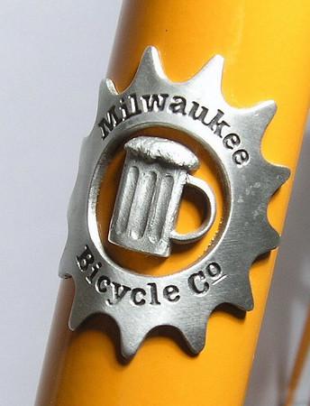 Milwaukee Fixed Gear Bicycle
