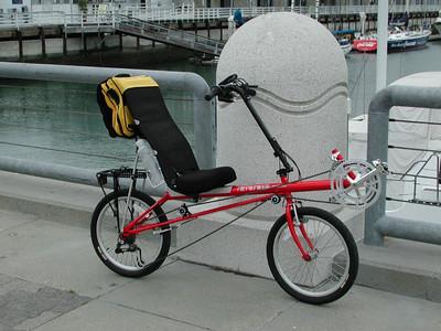 Rans Rocket Recumbent Bicycle