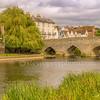 Bidford Bridge And River