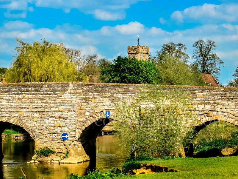 Bidford Bridge & Church