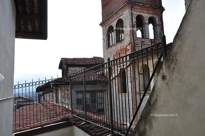 Biella e il borgo del Piazzo