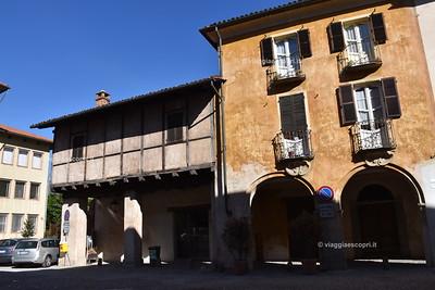 Biella. Il borgo del Piazzo