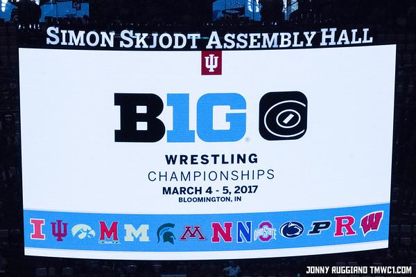 Big 10 Championships 2017
