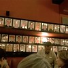 CHARACTEURS OF PAST FAMOUS DINERS.  COULDN'T FIND MY PHOTO.