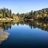 Jenks Lake in Fall