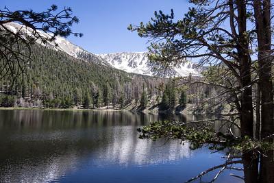 """Dry Lake"" San Gorgonio"