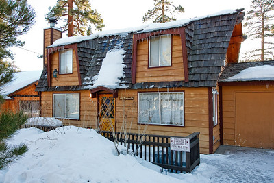Big Bear Cottage