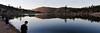 Boulder Bay Sunset Panorama