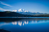 Mt. Shasta Reflection at Lake Siskiyou