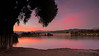 Sunset at Puddingstone Reservoir