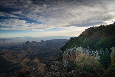 South Rim, sweeping views