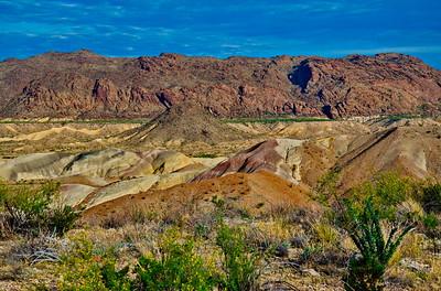 Rough Run and the Maverick Badlands