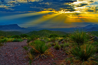 Sunset from Soltol Vista taken August 1st, 2016