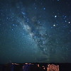 Terlingua Ghost Town & Milky Way