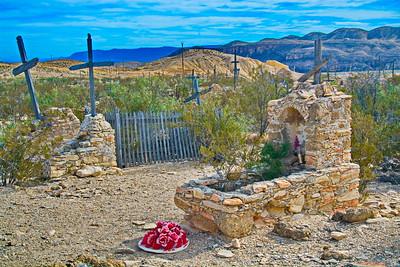 Terlingua Cementery