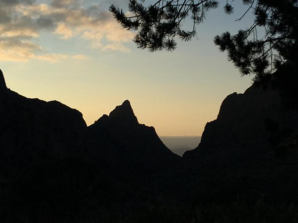 Wilderness Volunteers: 2015 Big Bend National Park Service Trip