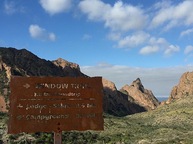 Wilderness Volunteers: 2015 Big Bend National Park Service Trip