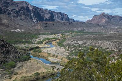 Rio Grande Santana Basin