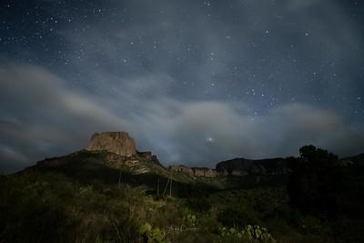 Casa Grande Starry Night