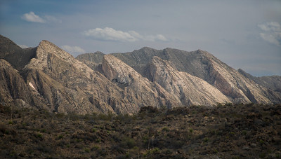 The Flatirons of the Solitario