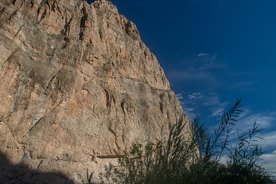 Boquillas Canyon Rampart
