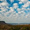 Santa Elena Canyon from Burro Mesa Pouroff Road