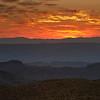 Sunset from Sotol Vista 2