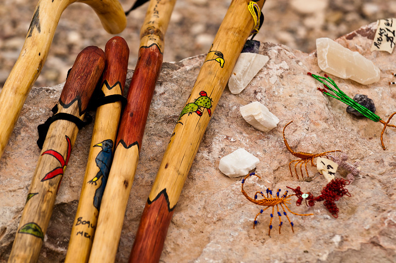 Boquillas Walking Sticks