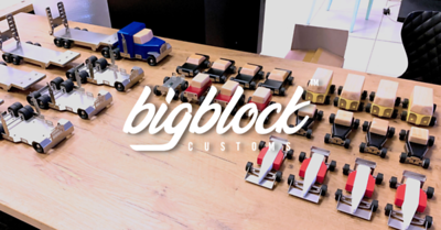 BigBlock Stock image