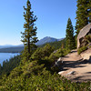 Emerald Bay Trail Run 2012