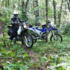 FireDog45 / Steve and my WRR in an offroad section near Santoy.