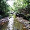 Creek near Santoy.