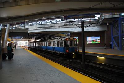 Subway? Train?