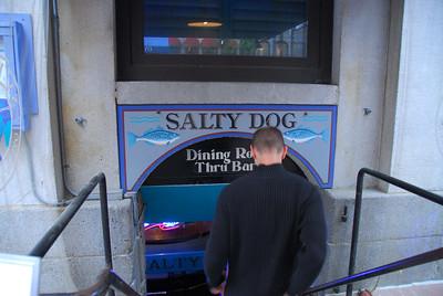 Yum, The Salty Dog