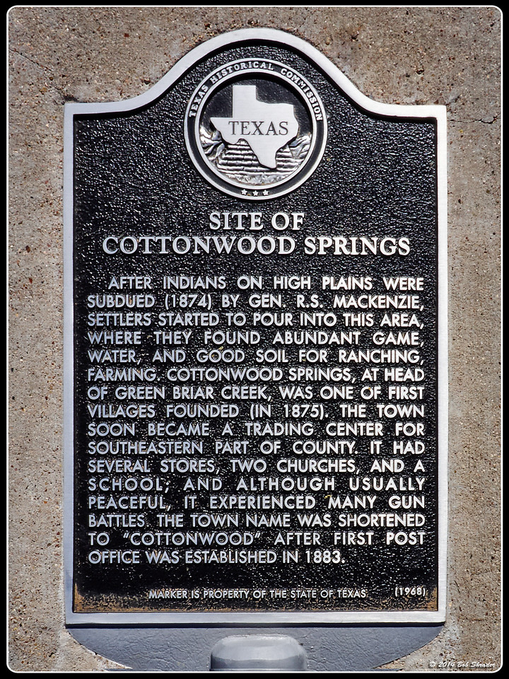 Cottonwood Springs