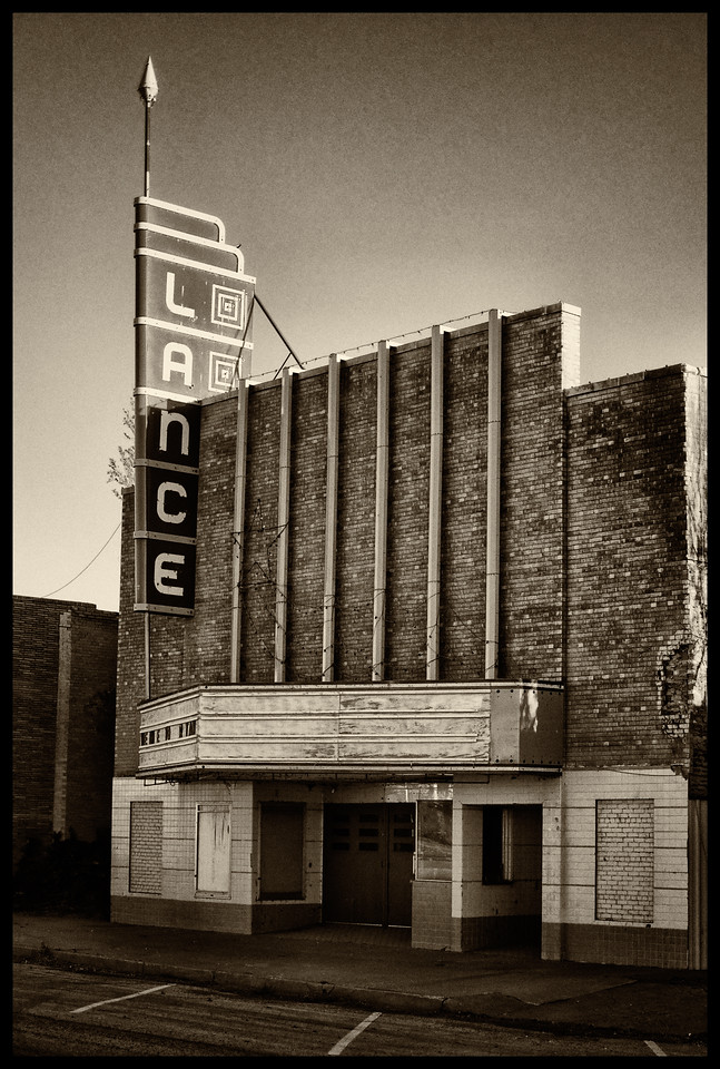 Old Lance Theatre