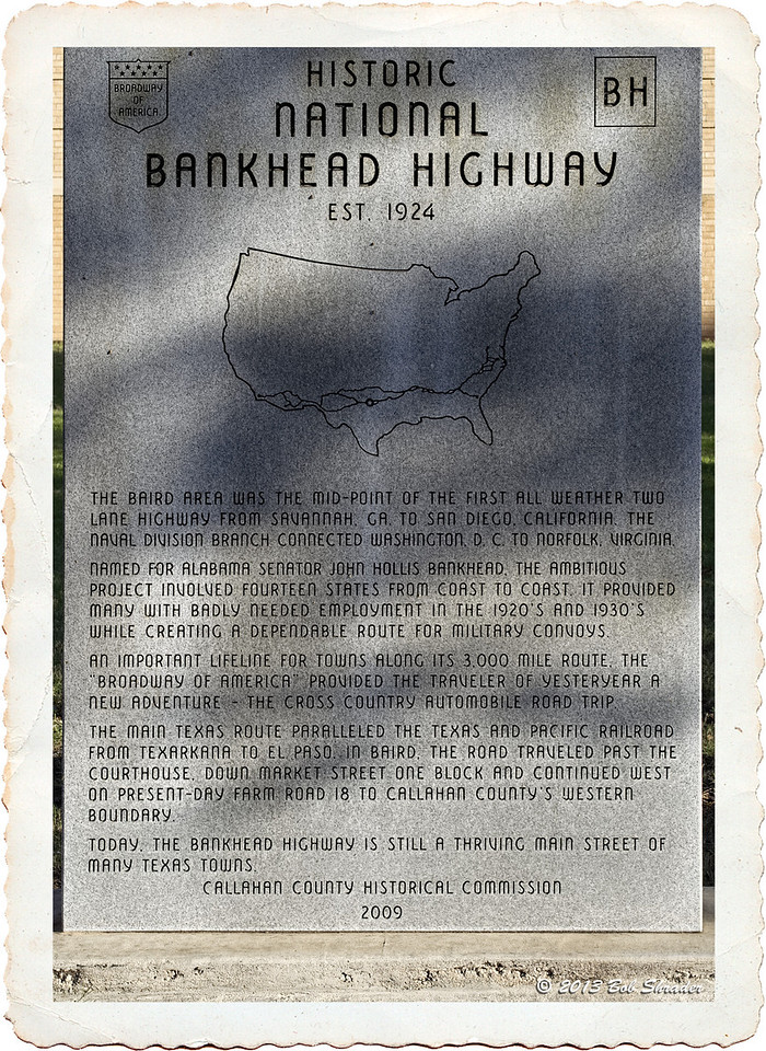 Historic Bankhead Highway