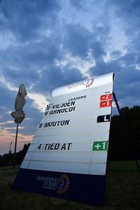 2016 Tour Championship: Day 3