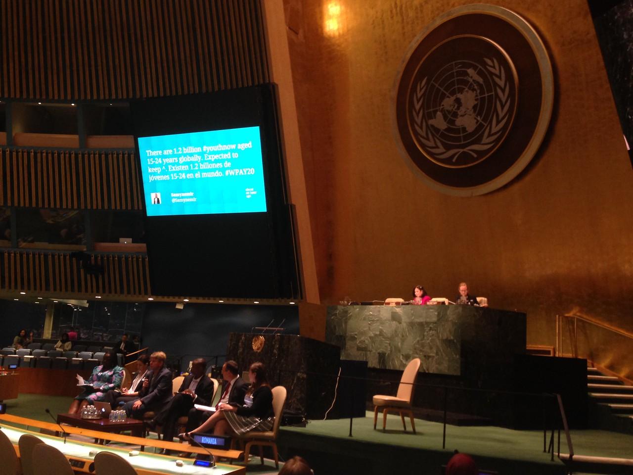 UN Summit NYC 2