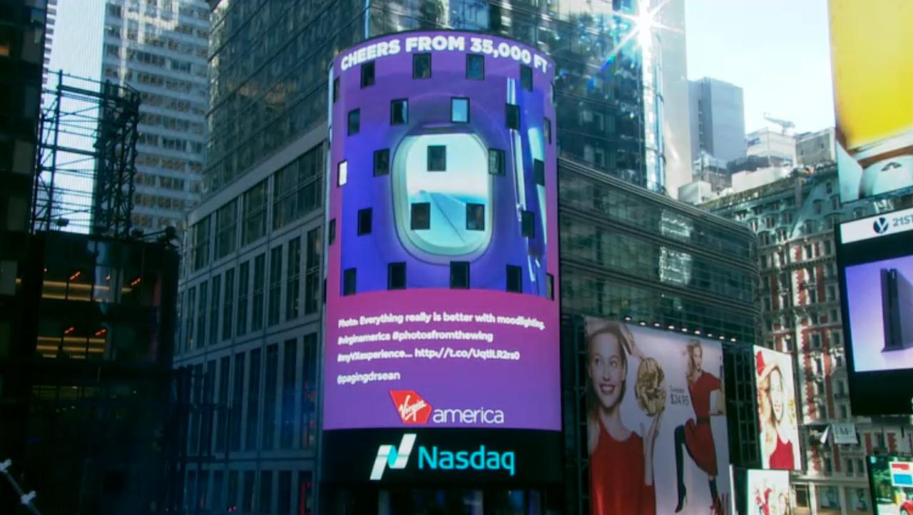 NASDAQ Virgin IPO