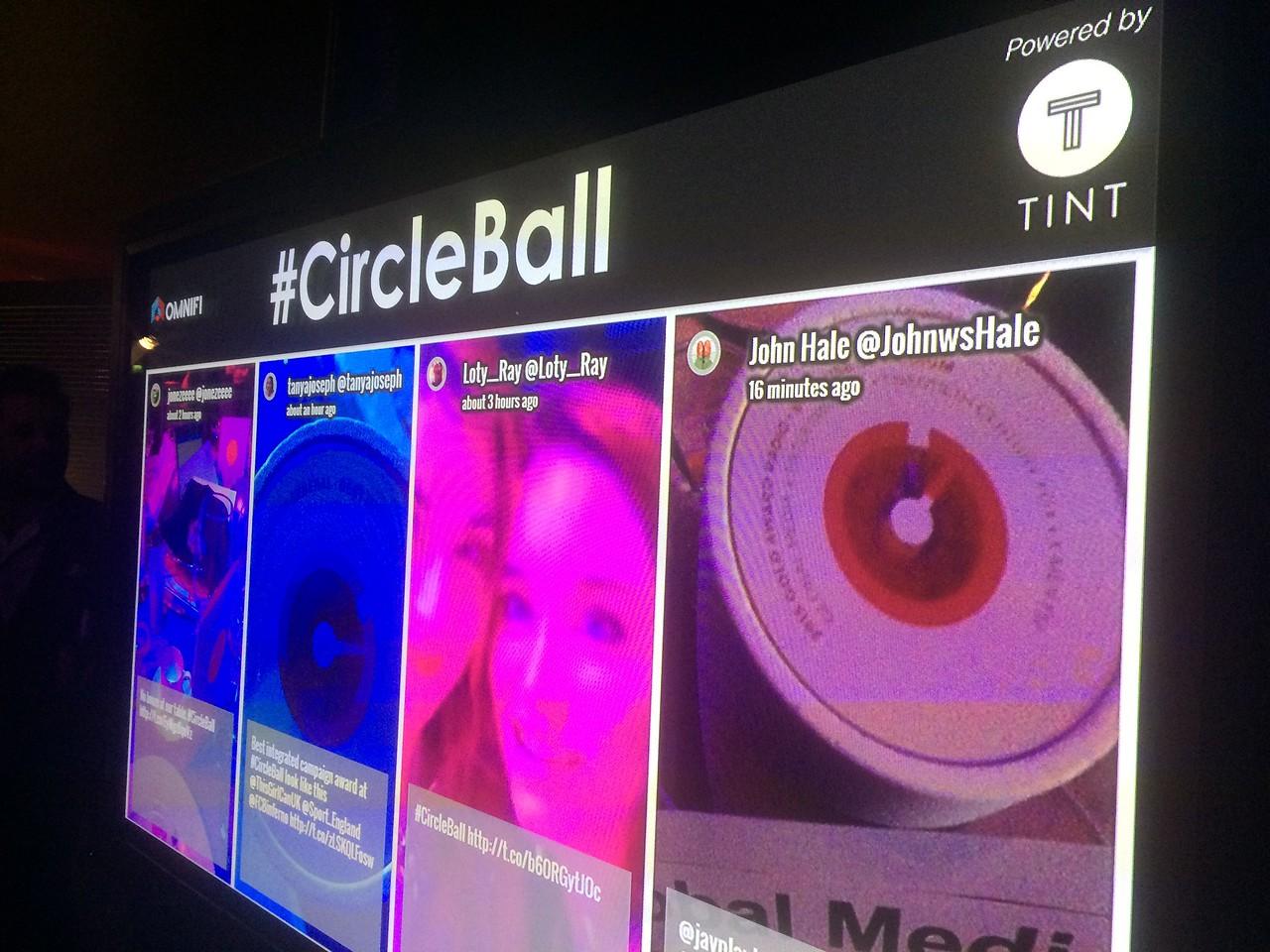 Circle Ball close