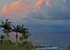 Sunset along the Hamakua coast on Hawaii Island (Photo credit: Jerry Leggett, ©2009, All rights reserved)