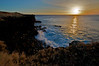 Sunset at Southpoint, the southernmost point in the USA (Photo credit: Patsy Ferrell, ©2009, All rights reserved)