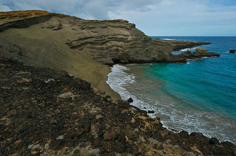 Green Sands Beach