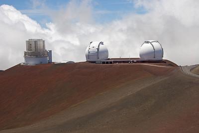 Mauna Kea Crater
